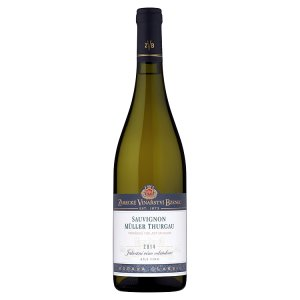 Zámecké Vinařství Bzenec Morava Classic Sauvignon müller thurgau jakostní víno 0,75l