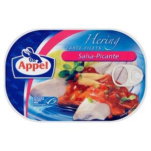 Appel Filety ze sleďů se zeleninou v pikantní rajčatové omáčce 200g