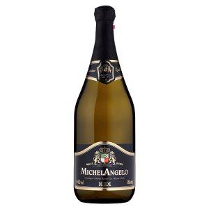 Michelangelo De luxe alkoholický nápoj na bázi ovocného vína sycený 1,5l