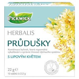 Pickwick Herbalis, vybrané druhy 10 sáčků