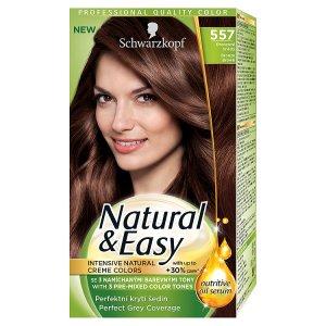 Schwarzkopf Natural & Easy barva na vlasy, vybrané druhy Teta drogerie