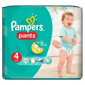 Pampers Pants 4 maxi 24 ks Penny Market