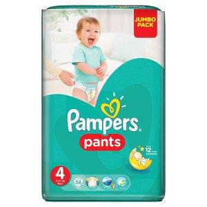 Pampers Pants 4 maxi 52 ks Teta drogerie