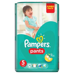 Pampers Pants 5 junior 48 ks