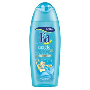 Fa sprchový gel Magic Oil Blue Lotus Scent 400ml Tesco