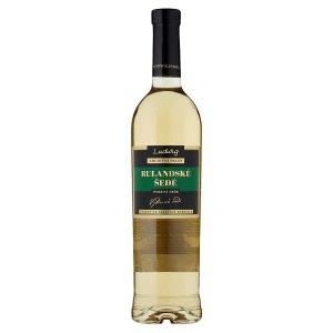Ludwig Archivní SklepRulandské šedé jakostní víno s přívlastkem pozdní sběrpolosuché 0,75l