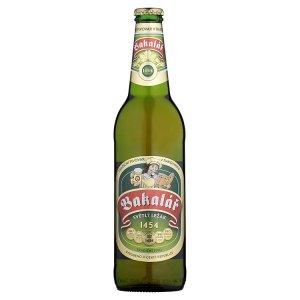 Bakalář Pivo světlý ležák 0,5l