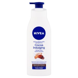 Nivea tělové mléko 400ml, vybrané druhy Teta drogerie