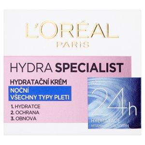 L'Oréal Paris Hydra Specialist hydratační krém noční 50ml ROSSMANN