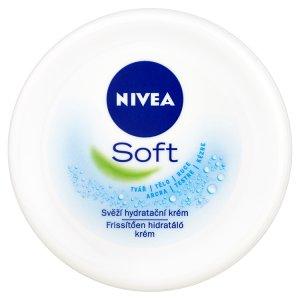 Nivea Soft Svěží hydratační krém 100ml