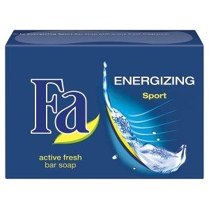 Fa Energizing sport tuhé mýdlo 90g Albert