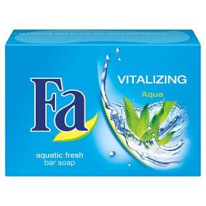 Fa tuhé mýdlo Vitalizing Agua 90g