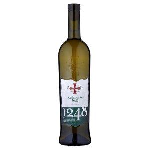 Templářské Sklepy Čejkovice Rulandské šedé bílé suché víno 0,75l