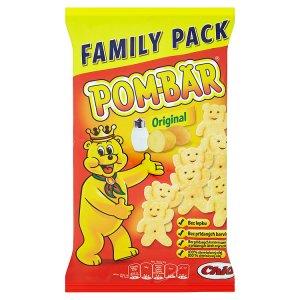 Pom-Bär Original smažený bramborový snack solený 110g