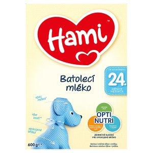 Hami Batolecí mléko 24+ 600g Teta drogerie