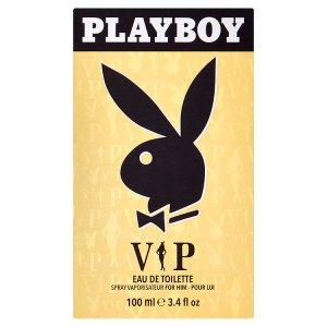 Playboy VIP Toaletní voda 100ml dm drogerie markt