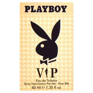 Playboy VIP Toaletní voda 40ml