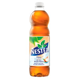 Nestea Ice tea white peach 1,5l