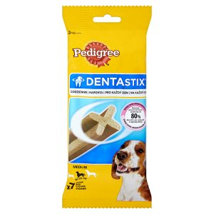 Pedigree Dentastix Medium 7 tyčinek 180g