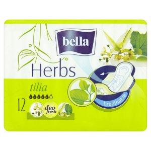 Bella Herbs Tilia Hygienické vložky á 12 ks Billa