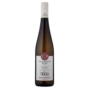 Réva Rakvice Rulandské šedé víno s přívlastkem pozdní sběr polosuché 750ml