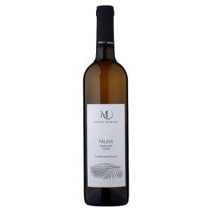 Vinselekt Michlovský Pálava víno s přívlastkem pozdní sběr suché 0,75l