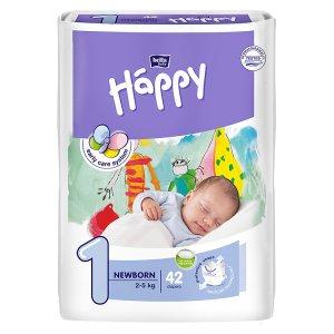 Happy Newborn Dětské plenky