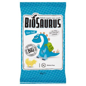 BioSaurus kukuřičné křupky 50g, vybrané druhy Terno
