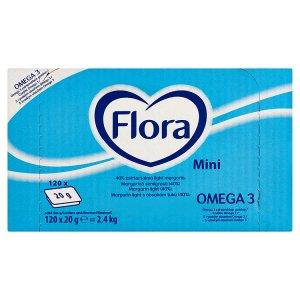 Flora Mini 120 x 20g