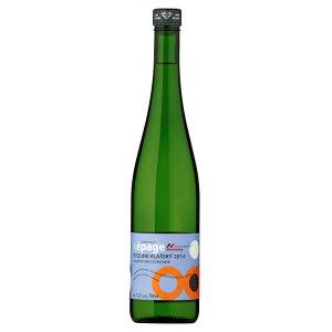 Nové Vinařství Ryzlink vlašský cépage jakostní víno odrůdové suché bílé 750ml