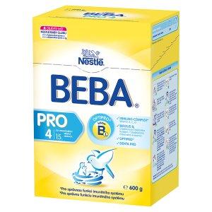 Nestlé BEBA PRO 4 600g Tesco