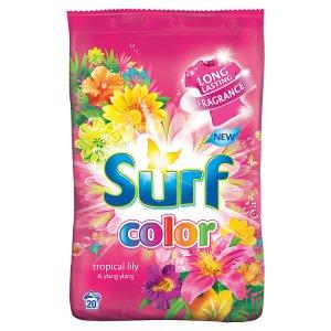 Surf prací prášek 20 dávek, vybrané druhy
