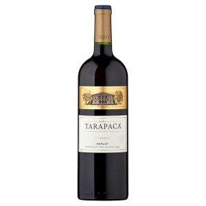 Viña Tarapacá Reserva Merlot červené víno 0,75l
