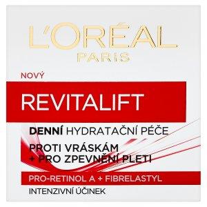 L'oréal Paris Revitalift Denní hydratační péče proti vráskám + pro zpevňení pleti 50ml ROSSMANN