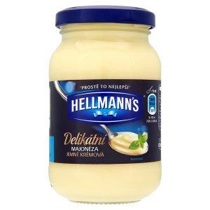 Hellmann's Delikátní tatarská omáčka, majonéza 225ml