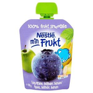 Nestlé ovocná kapsička 90g, vybrané druhy