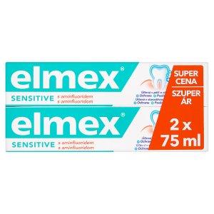 Elmex Zubní pasta 2 x 75ml, vybrané druhy Teta drogerie