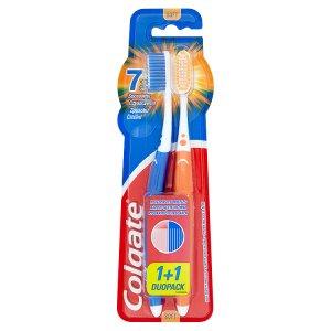 Colgate High density měkký zubní kartáček 2 ks Albert