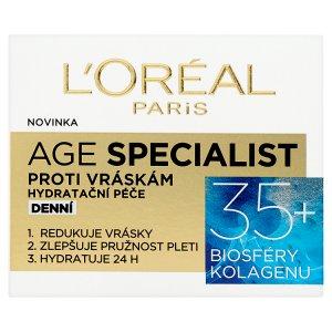 L'Oréal Paris Age Specialist pleťový krém 50ml, vybrané druhy
