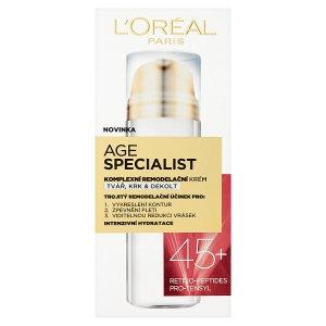 L'Oréal Paris Age Specialist Remodelační krém 50ml, vybrané druhy dm drogerie markt