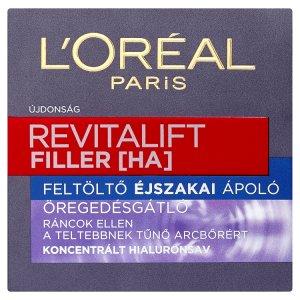 L'Oréal Paris Revitalift Filler [HA] noční krém proti vráskám 50ml dm drogerie markt