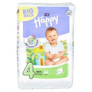 Happy Maxi Dětské plenky