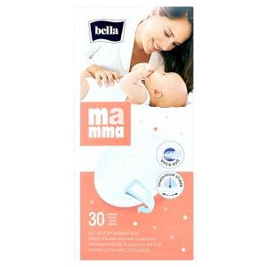 Bella Mamma Jednorázové samolepící prsní vložky á 30 ks ROSSMANN
