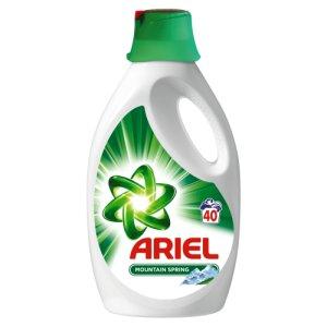 Ariel gel na praní 40 dávek, vybrané druhy ROSSMANN