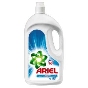 Ariel Touch Of Lenor Tekutý Prací Prostředek 60 dávek