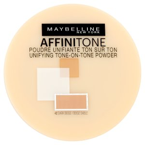 Maybelline Affinitone Tone-on-Tone Pudr 9g ROSSMANN