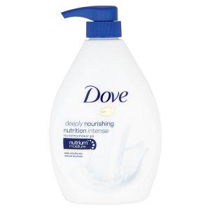 Dove Deeply Nourishing vyživující sprchový gel 720ml TOP drogerie