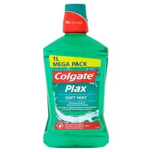 Colgate Plax ústní voda 1000ml, vybrané druhy Albert