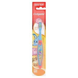 Colgate Dětský zubní kartáček extra měkký 2-6 let ROSSMANN
