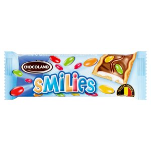 Chocoland Smilies Sušenka 27g, vybrané druhy